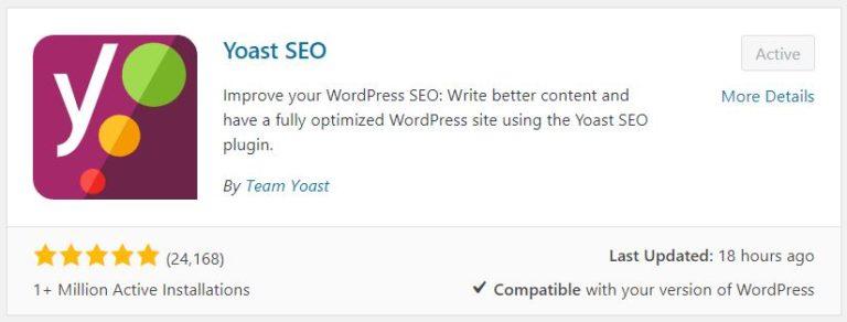 Ashley Kaplan top 5 SEO tips for WordPress Yoast SEO plugin